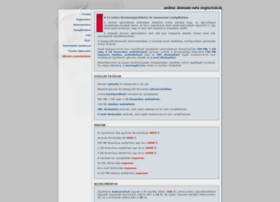 domainregisztracio.c3.hu