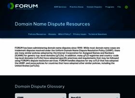 domains.adrforum.com