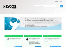 domains.lycos.com