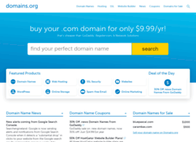 domains.org