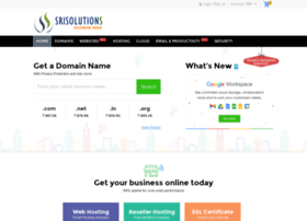 domains.srisolutions.in