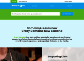 domains4less.co.nz