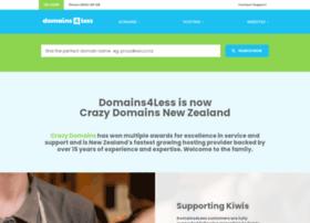domains4less.net.nz
