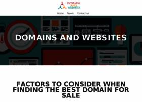 domainsnwebsites.com