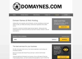 domaynes.com