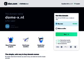 dome-x.nl