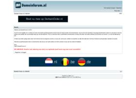 domeinforum.nl