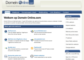 domeinonline.com