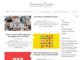 domenicopuzone.com