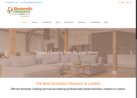 domestic-cleaners.biz