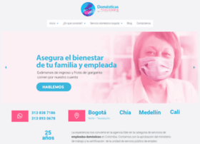 domesticasdecolombia.com