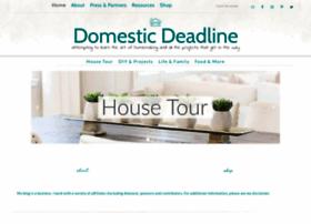 domesticdeadline.com