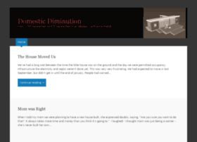 domesticdiminution.com