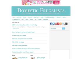 domesticfrugalista.com