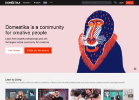 domestika.com