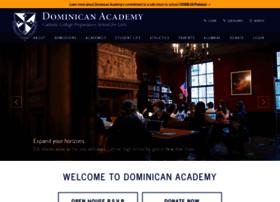 dominicanacademy.org