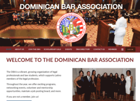 dominicanbarassociation.org
