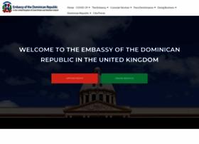 Dominicanembassy.org.uk