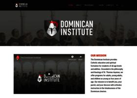 dominicaninstitute.com