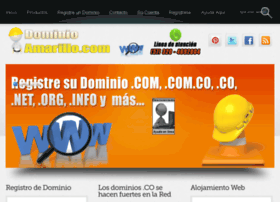 dominioamarillo.com