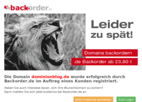 dominionblog.de