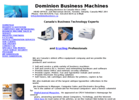 dominionbusinessmachines.ca