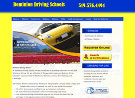 dominiondrivingschools.com