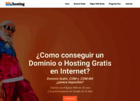 dominiosgratis.com.mx