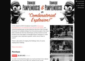 dominiquepamplemousse.com