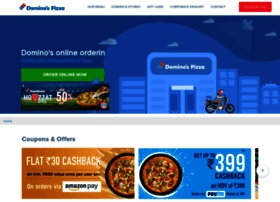 dominos.co.in