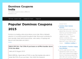 dominoscouponsindia.in