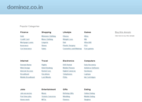 dominoz.co.in