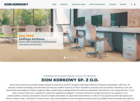 domkorkowy.pl