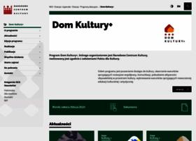 domkulturyplus.pl