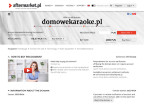 domowekaraoke.pl