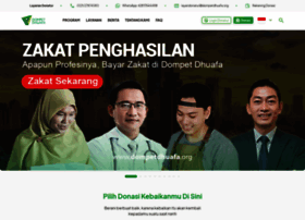 dompetdhuafa.org