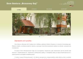 domseniorabrzozowygaj.com.pl