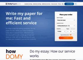 domypapers.com