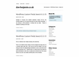 don-benjamin.co.uk