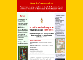 don-et-compassion.com