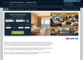 don-pancho-benidorm.hotel-rez.com