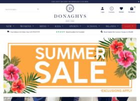 donaghys.co.uk
