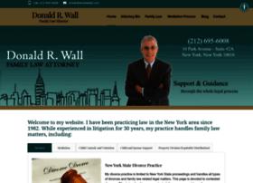 donaldwall.com