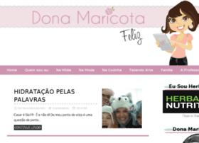 donamaricotafeliz.com