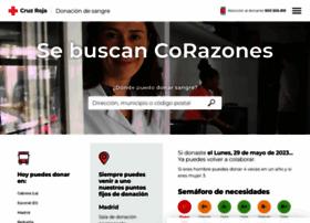 donarsangre.org