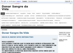 donarsangredavida.com.ar