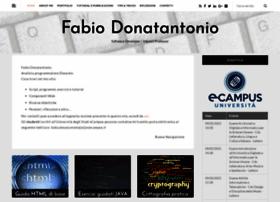 donatantonio.net