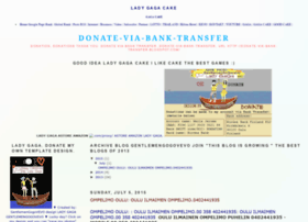 donate-via-bank-transfer.blogspot.com