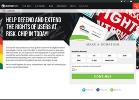 donate.accessnow.org