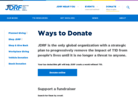 donate.jdrf.org